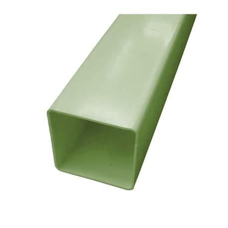 tuyau de descente de gouttière couleur blanc, vert pâle, vert, sable, noir, marron