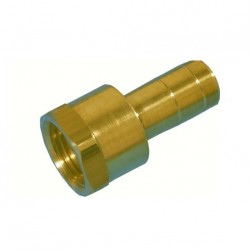 "raccord - adaptateur écrou laiton 1/2"" femelle - diam.15mm mâle"