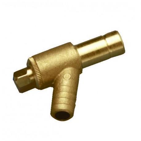 robinet purge laiton - diam.15mm mâle