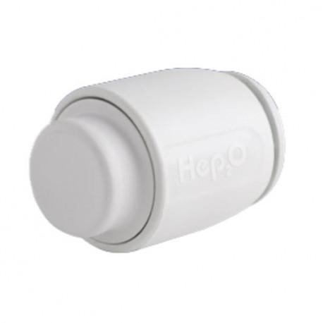 bouchon blanc Hepworth diam.15mm