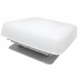 Lanterneau - trou : 170x170mm ventilation21,604mm² (la moustiquaire est en option) couleur blanc