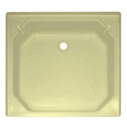 Intérieur receveur douche pour K301 - 682x682mm couleur ivoire