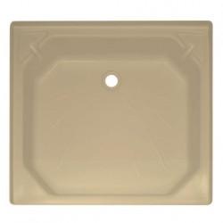 Intérieur receveur douche pour K301 - 682x682mm couleur pêche