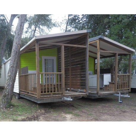 Mobil home Sun Roller twin 2003