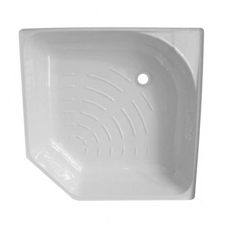 Intérieur receveur douche pour K301 - 682x682mm couleur blanc