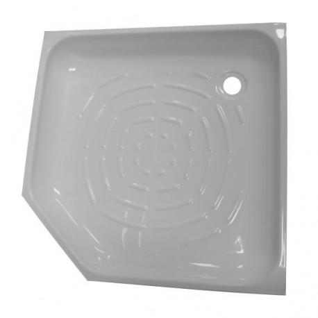 Intérieur receveur de douche - 675x675mm couleur blanc