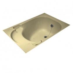 Intérieur pour baignoire sabot K500 couleur crême clair