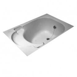 Intérieur pour baignoire sabot K500 couleur ivoire