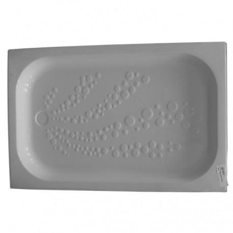 Intérieur bac à douche 1030x560mm couleur blanc