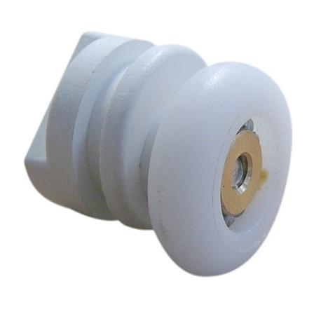 Plas tech plastique portant pour porte de douche amapola for Portant douche