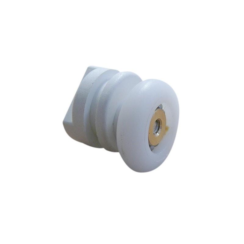 Plas tech plastique portant pour porte de douche amapola caravane mobil home - Porte douche plastique ...