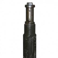 Essieu de mobilhome 2.17m de long. - roulements 35mm (non peint)