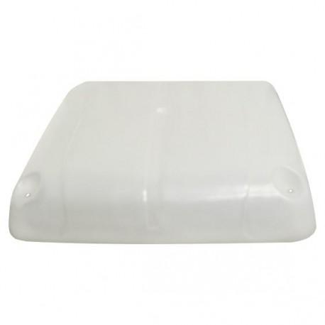 Couvercle seul pour D39 couleur blanc