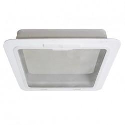 Moustiquaire et buse intérieure pour D39 couleur blanc