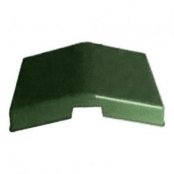 Lanterneau pour toit tuilé couleur vert