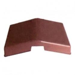 Lanterneau pour toit tuilé couleur terre cuite