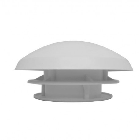 Aérateur salle de bain ABI - 2300mm² couleur blanc