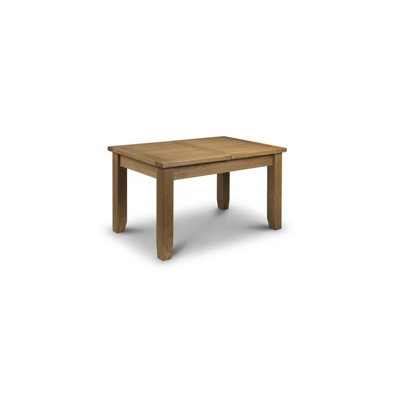 Table de salle manger rallonges int gr es astoria dim for Tables a rallonges integrees