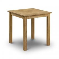 Table de salle à manger COXMOOR - 75x75x75cm
