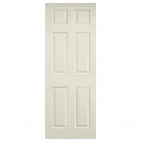 Porte int rieure severn paisseur 34mm largeur 552mm for Hauteur de porte interieure