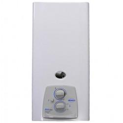 Chauffe eau gaz MORCO 61B 6 litres/min. sans allumage électronique - dim. 573x266mm couleur blanc