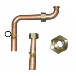 Raccords pour branchement chauffe eau MORCO G11