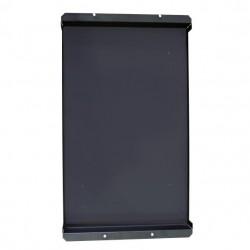 Support Widney Slimtronic pour remplacement d'un chauffe eau 11 Litres à circuit étanche couleur noir