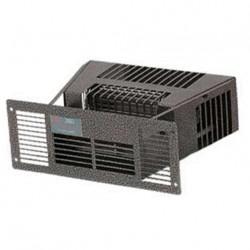 Petit chauffage soufflant 320W 230V - spéciale conçu pour remplacer les chauffages muraux - couleur gris