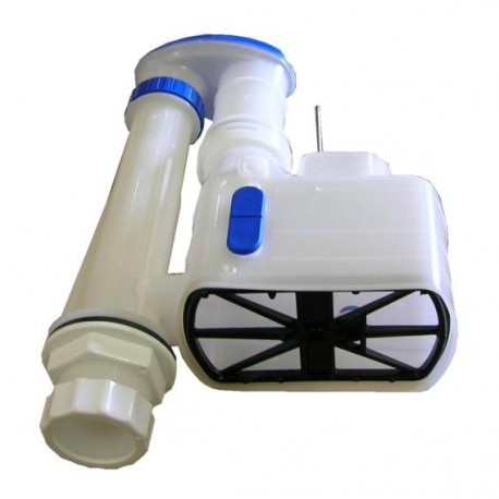 Système de chasse d'eau en 2 parties