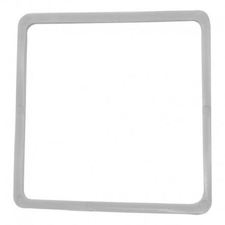 Boîte d'encastrement simple couleur blanc