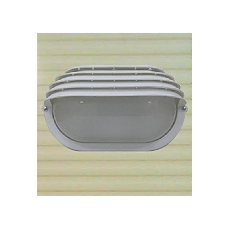 Eclairage Ext Rieur Polycarbonate Et Verre Ip44 280x160mm