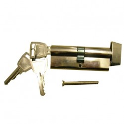 Barillet seul pour E13 80mm 40/40 eurolock ELLBEE