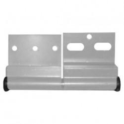 Charnière ELLBEE pour mobilhome - gauche en aluminium
